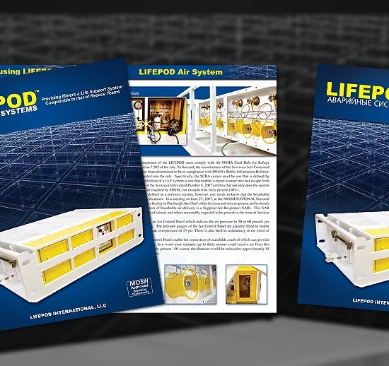 Brochure (English/Russian) - LIFEPOD Int'l.